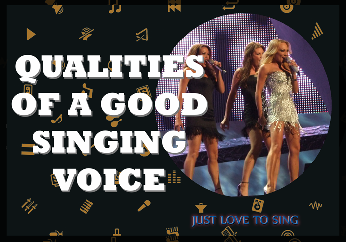 Qualities Of A Good Singing Voice