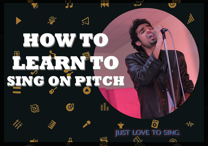 How To Learn To Sing On Pitch