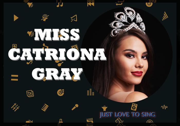 Miss Catriona Gray