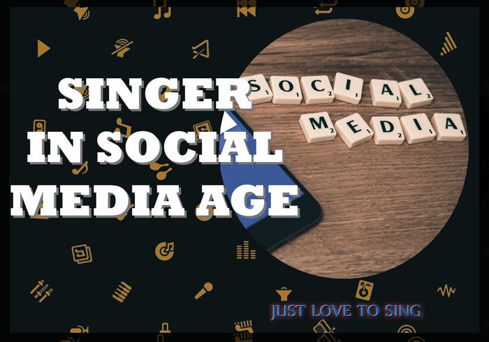 Singer In Social Media Age