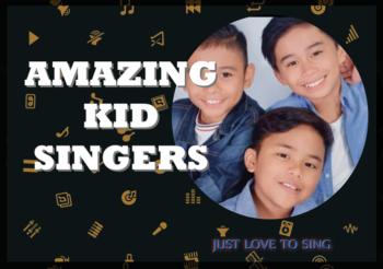 The World's Best – Amazing Kid Singers