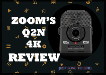 Zoom Q2n-4K Review: Audio/Video Camera for Musicians in Mind
