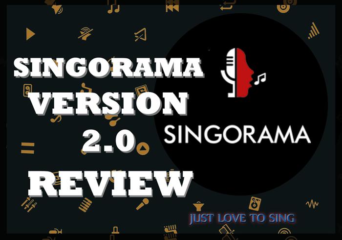 Singorama Version 2