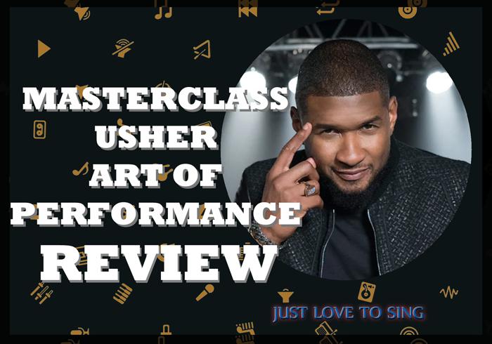 Usher Art Of Performance