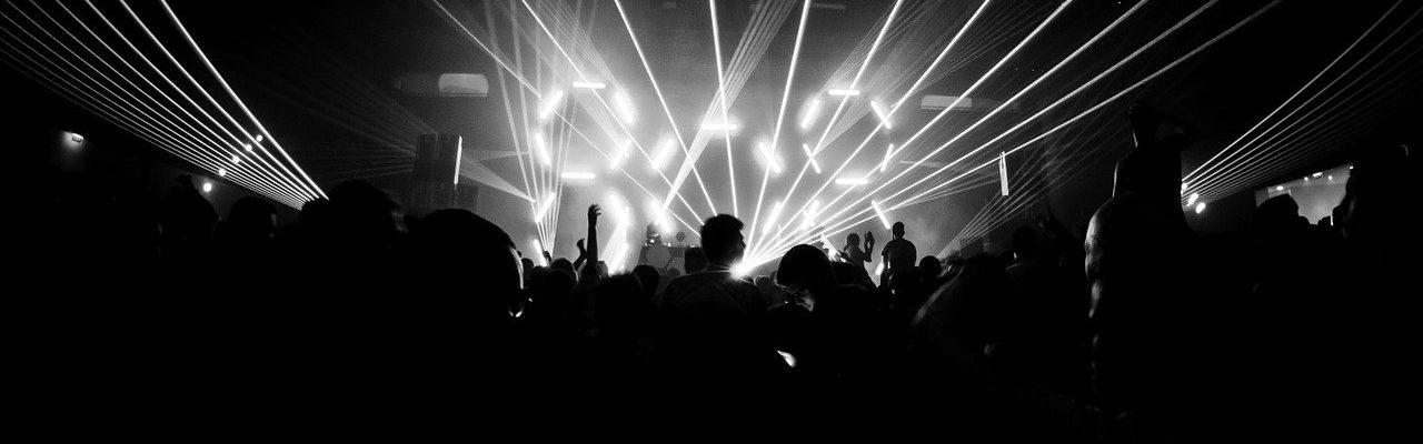 Neon Black Concert