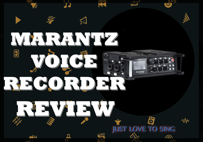 Marantz Voice Recorder
