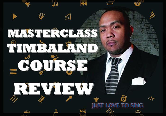 Masterclass Timbaland