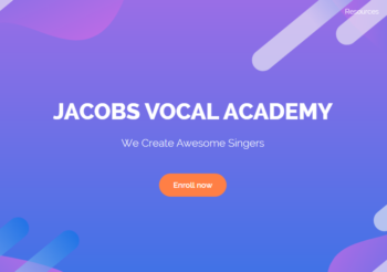 Jacob's Vocal Academy Review: Is This Worth It?