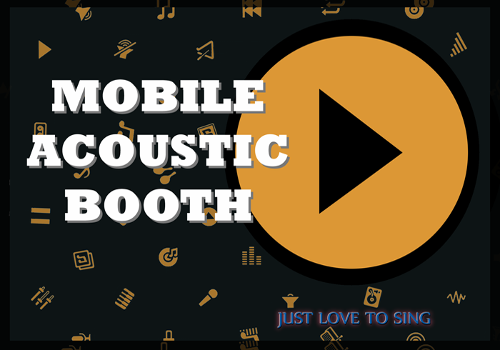 Mobile Acoustic Booth