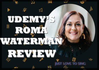 Online Singing Courses Review: Roma Waterman