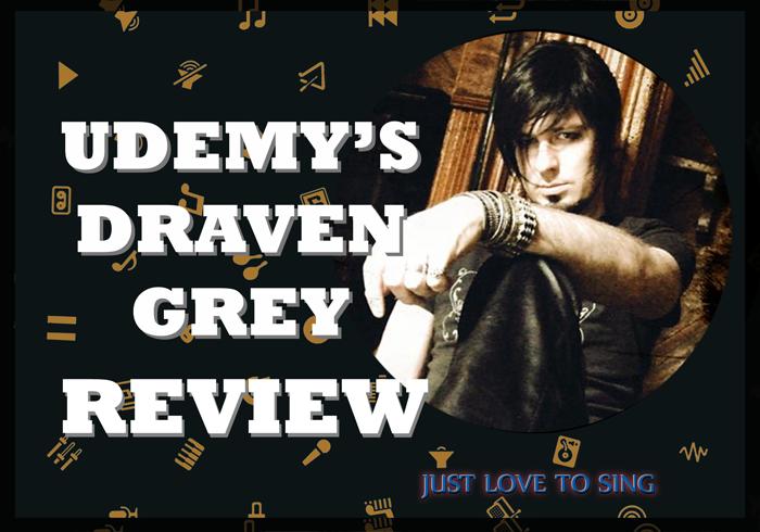 UDemy Draven Grey