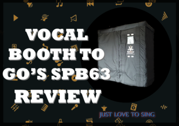 Portable Vocal Booth Review: Vocal Booth To Go's SPB63