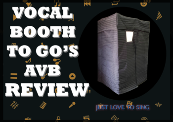 Portable Vocal Booth Review: Vocal Booth To Go's AVB