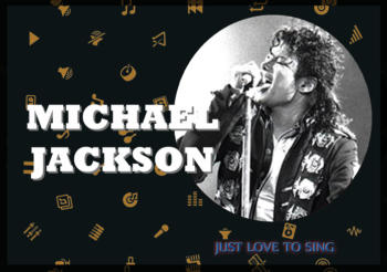 Inspirational Singers: Michael Jackson, The King Of Pop