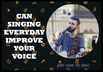 Free Singing Tips: Can Singing Everyday Improve Your Voice?