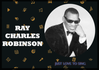 Inspirational Singers: Ray Charles